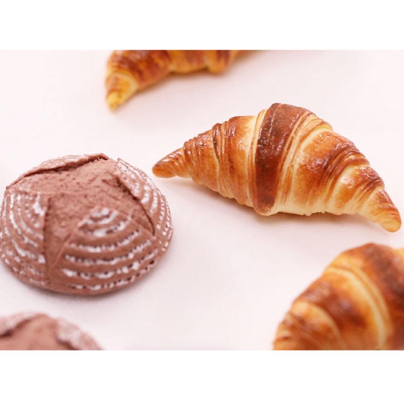 Croissant & Pain de Campagne