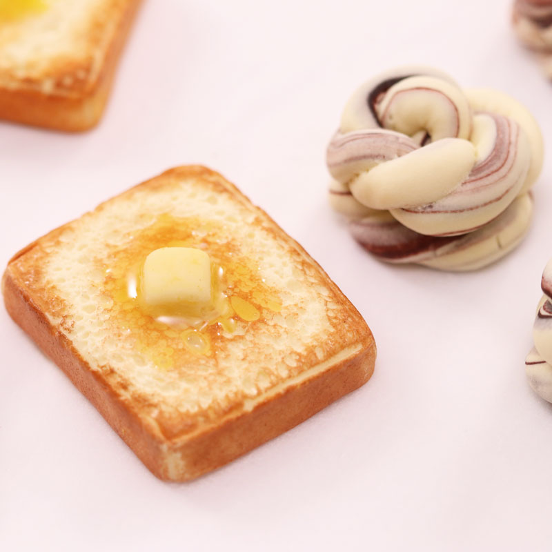 Butter Toast & Marble Bread