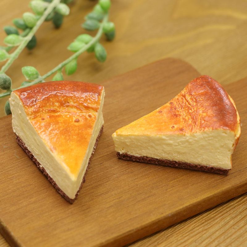 Cake Lesson②: Baked Cheese Cake