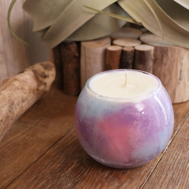 Marble Pot Candle