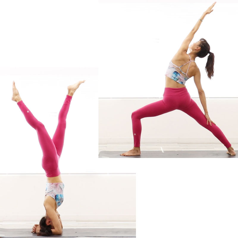 Intermediate Yoga Set