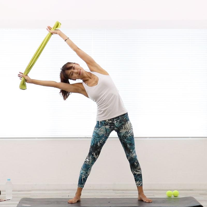 Conditioning Yoga