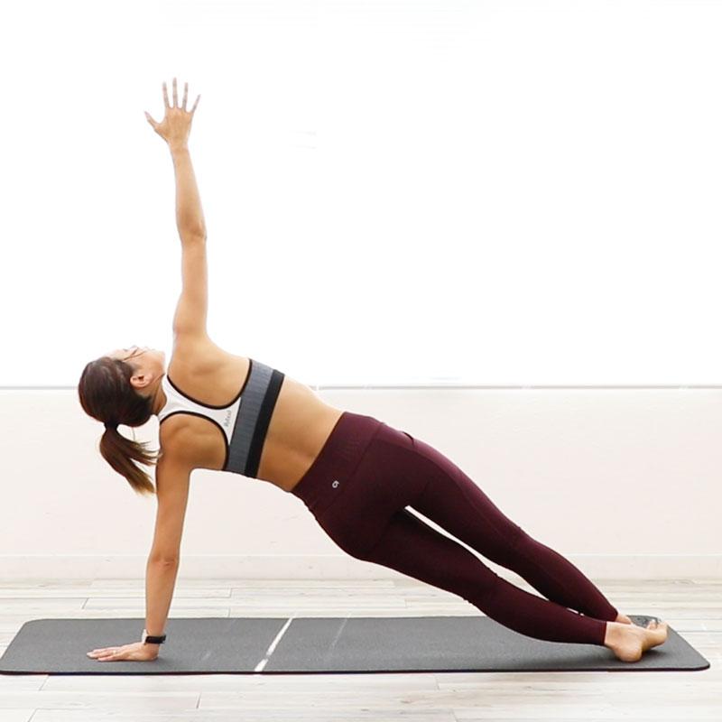 9つのトレーニングで行う、バランスを整える体幹チャレンジプログラム