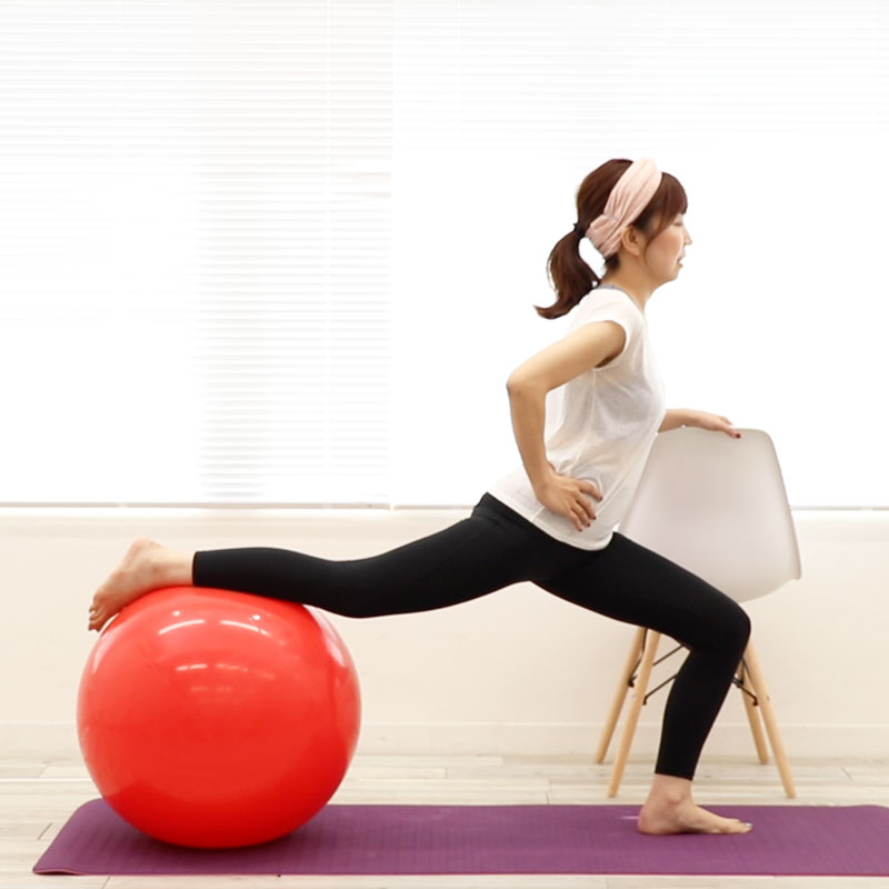 Balance Ball Excersizes for the Buttocks