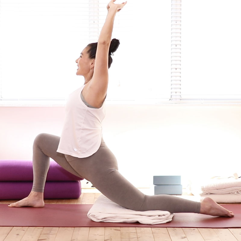 Yoga to Ease Leg Cramps and Swelling