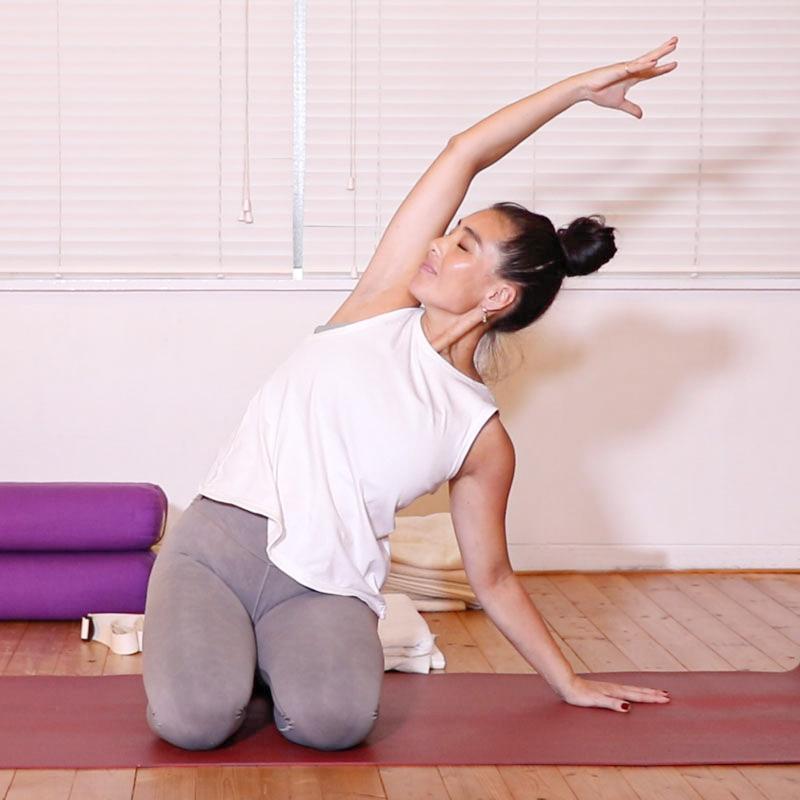 TAMAO的安胎瑜伽!矫正骨盆、预防改善肩酸腰痛的瑜伽