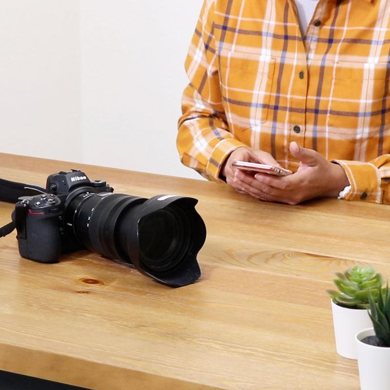 Nikon入門② 練習を始める前に知っておくと便利な機能