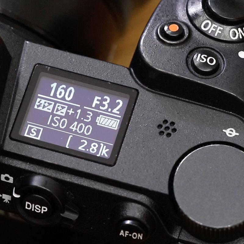 Nikon入門⑥ 「ISO感度」について
