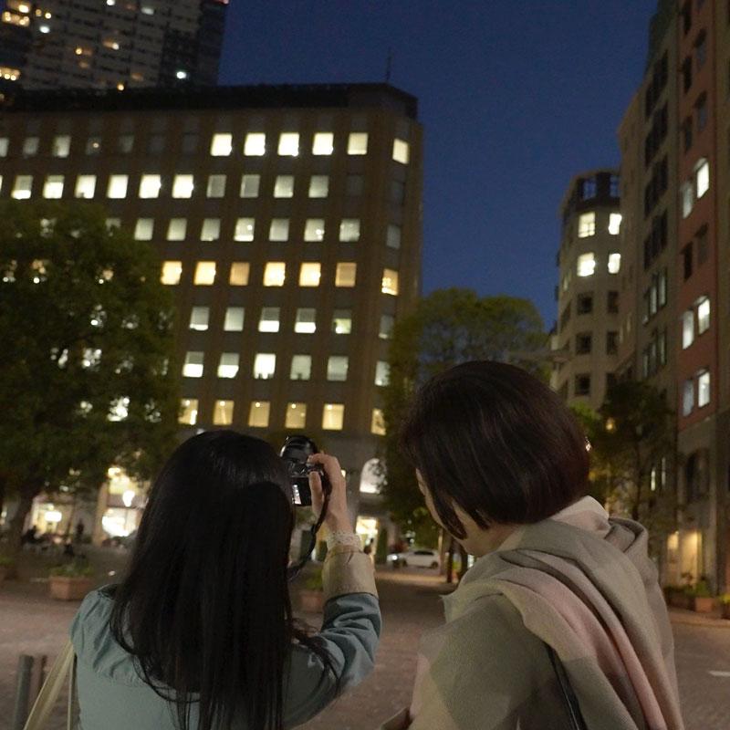 写真スキルアップレッスン!〜街歩き 夜編〜