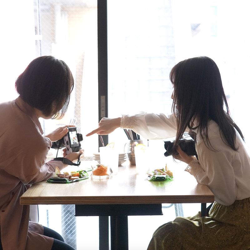 写真スキルアップレッスン!〜カフェ編〜