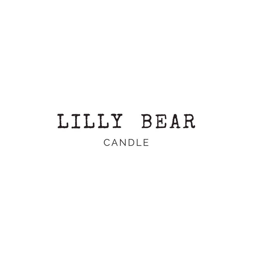 Lillybear candle
